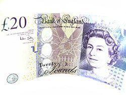 Pago £ 20 por publicación de invitado