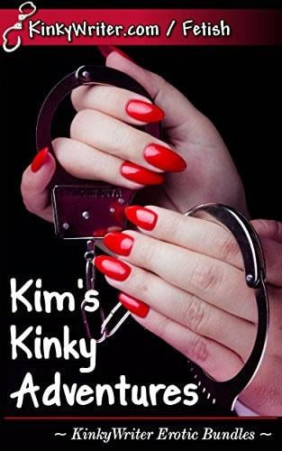 Image showing the cover of Kim's Kinky Adventures