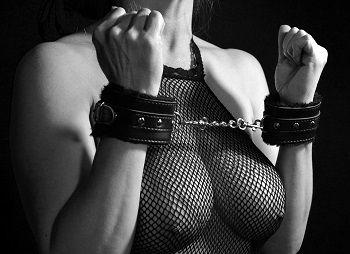 Bondage is about one party restraining the other