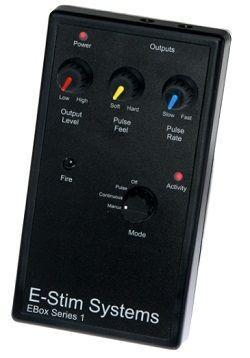 De Series 1 van E-Stim Systems