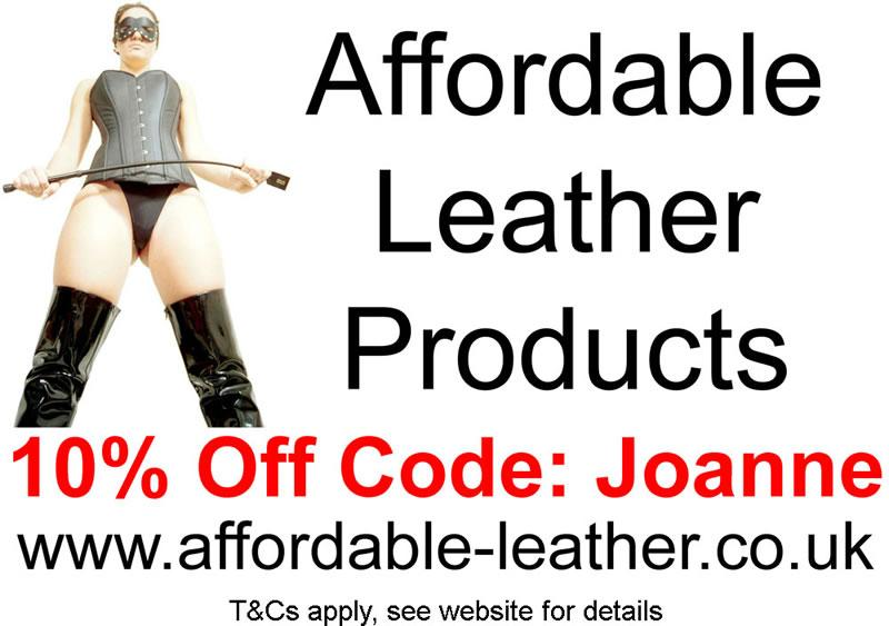 احصل على خصم 10٪ على Afforbale Leather