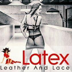 Latex, Leather and Lace your No. 1 Negozio online per abbigliamento, intimo e lingerie di alta qualità.