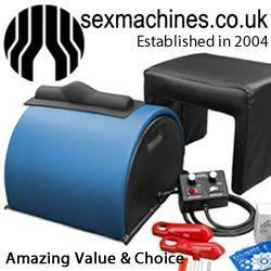 Sexmachines.co.uk la plus grande collection de machines et d'accessoires sexuels