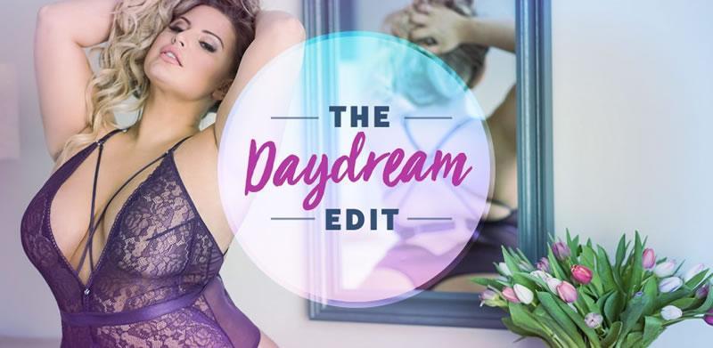 بما في ذلك مجموعة Moonflower الجديدة والحصرية لدينا ، فإن التصميمات الحالمة لـ Daydream Edit مثالية لاستكشاف الرغبات الحميمة