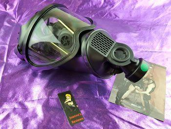 This gas mask from Meo.de is very well made and will last a lifeitme