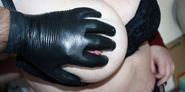 Ideal for fingering and fisting fun, they just look so naughty as well and I love them
