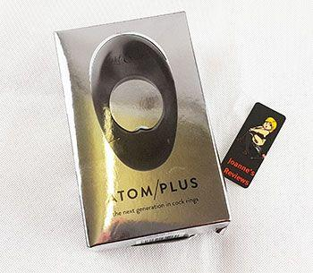 The Atom Plus comes in an attractive retail box