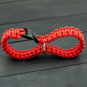 Kinky Paracord Figure Of 8 Cuff Kit