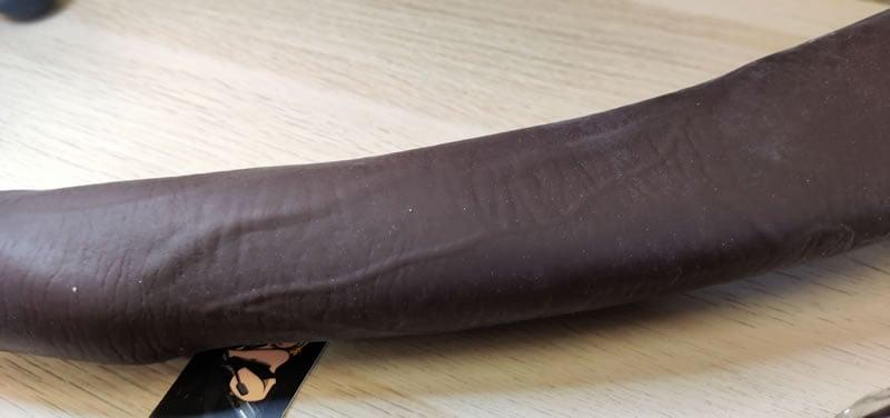 Obrázek ukazující jemné žilní testy na Henryho dildech