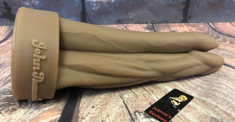 Obraz przedstawiający tekstury na dildo Tom, Dick i Zoltok