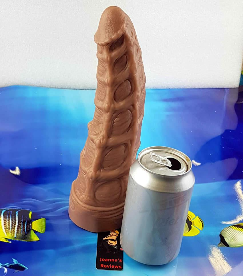 The Seahorse Dildo From Mr Hankeys Toys