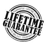 The 2B has a lifetime guarantee