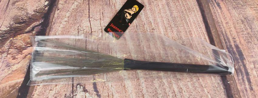 Afbeelding van de binnenverpakking van de ElectroWhisker