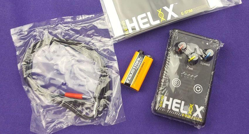 The ElectroHelix® is a lot of fun