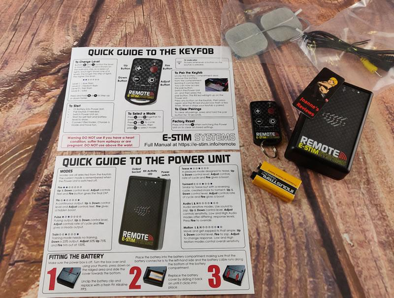 Image showing the quick start guides