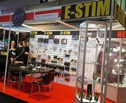 Endelig kom jeg til at møde teamet fra E-stim Systems på ETO