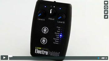 _View a video of how the ElectroPebble Audio mode works