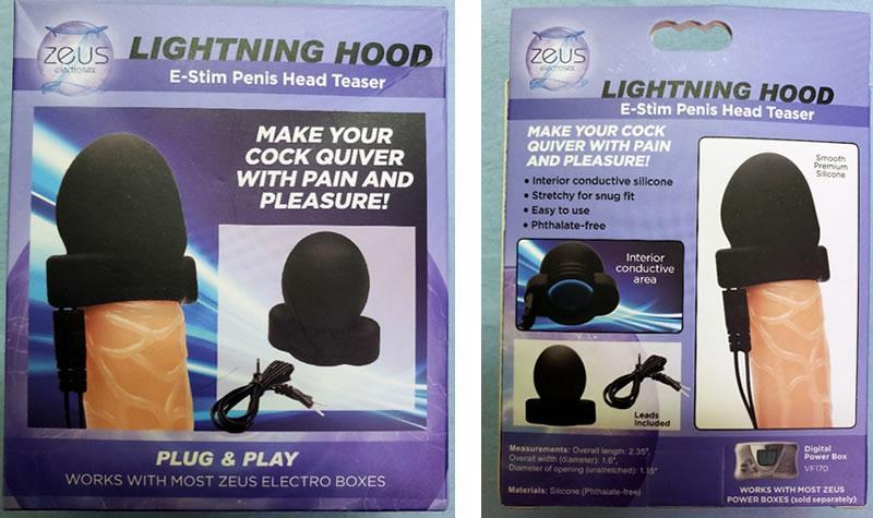 Zdjęcie przedstawiające opakowanie Zeus Lightning Hood