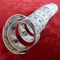 Důkladné měření vašeho chapa jsou vyžadovány