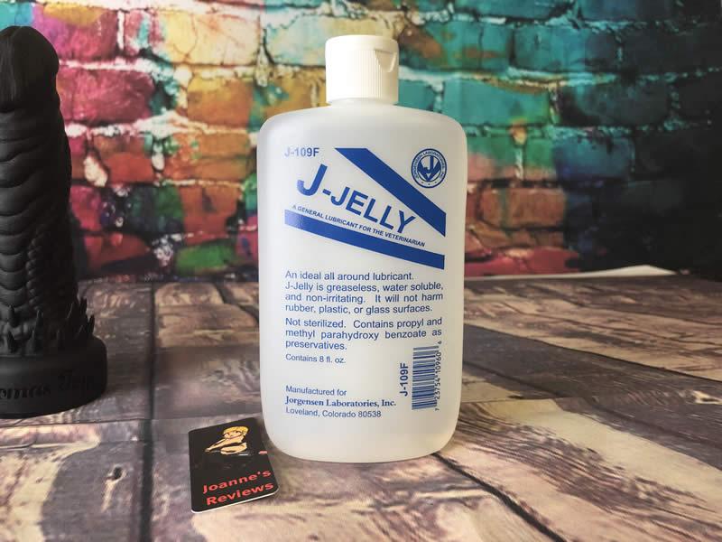 Imagen que muestra el empaque de J-Jelly