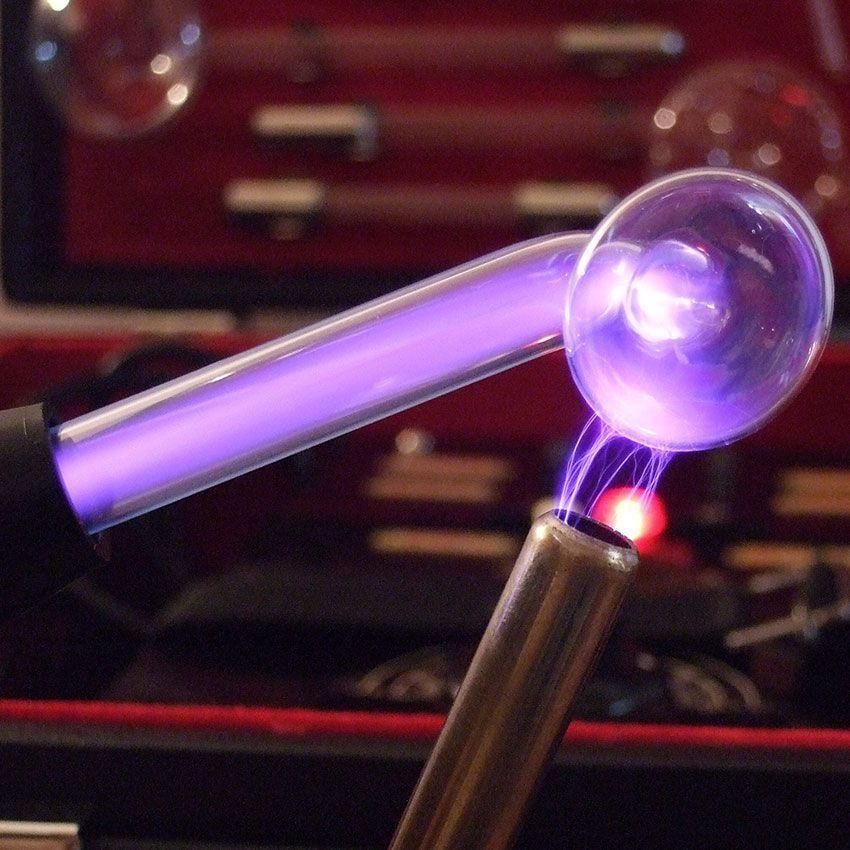 This weeks pic shows my Violet Wand producing some nice sparks