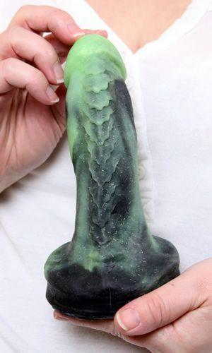 The stunning Nereid silicone dildo from Tails and Portholes
