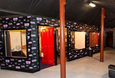 Az amszterdami szobák nagyon kacér ötlet, ami nagyon szórakoztató lehet