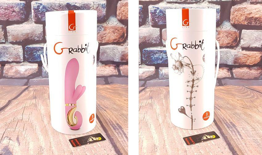 Image showing the delightful packaging of the Grabbit