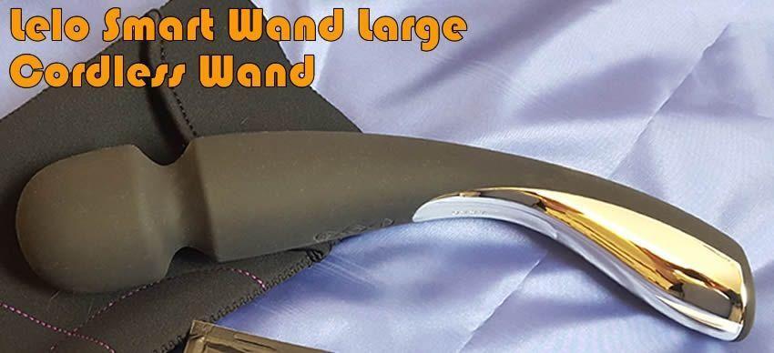Lelo Smart Wand Large - od www.bondara.co.uk