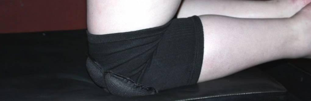 Bad Puppy Knee Pads For Human Pup Play Review