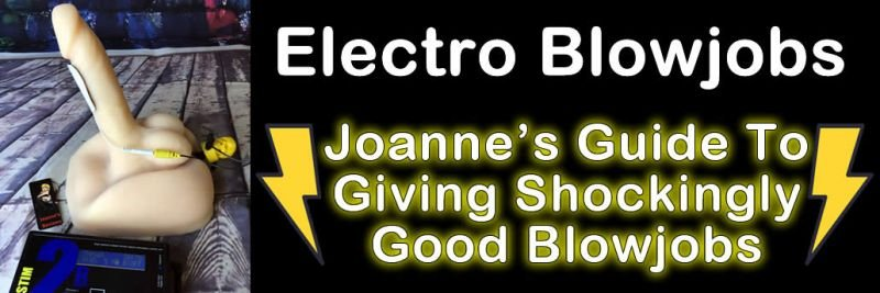 Electro tai Estim Blowjobs