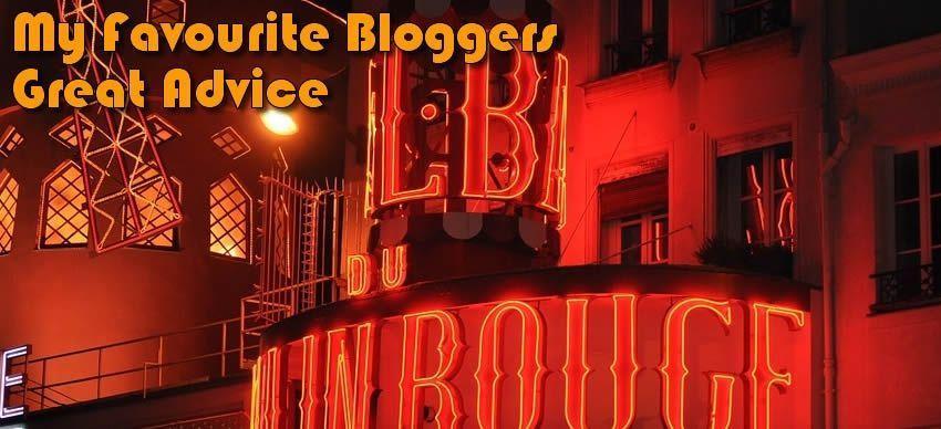 Blogroll - D'autres blogs que j'aime lire