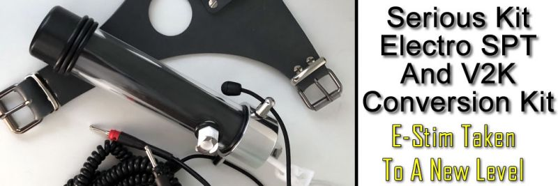 Kit de conversión Serious Kit Electro SPT y V2K (o Pimp My Tremblr)