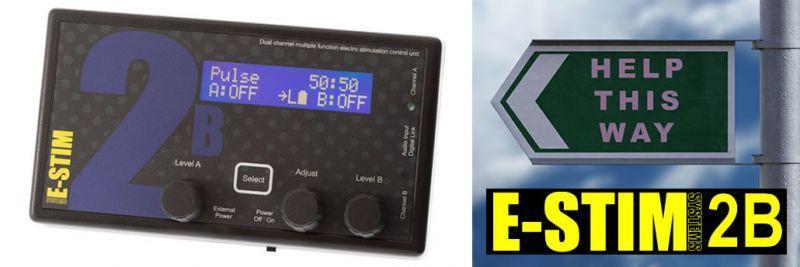 Průvodce pro začátečníky, jak co nejlépe využít systémy E-Stim 2B