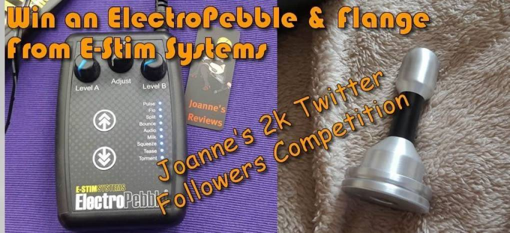 Joanne's Chocking 2k Followers Twitter Competition