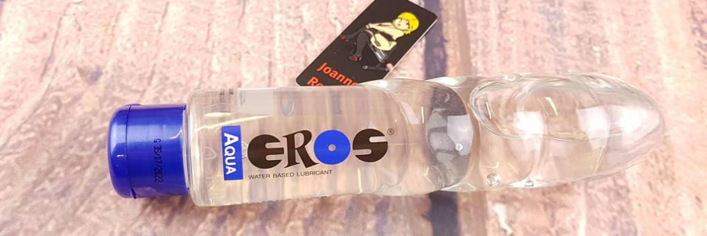 Recensione del lubrificante a base d'acqua Aqua Eros