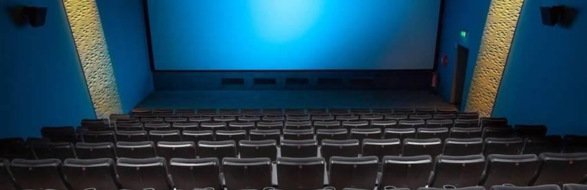 متعة مروعة في السينما - روائي شهواني