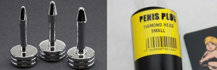 電子スティムシステムからペニスプラグ電極