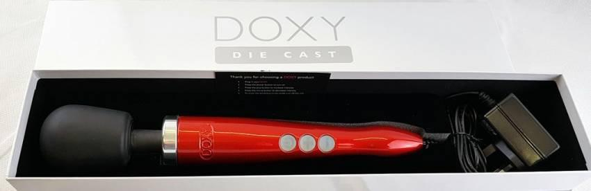Red Doxy Die Cast Super Kraftig Wand Massager Review