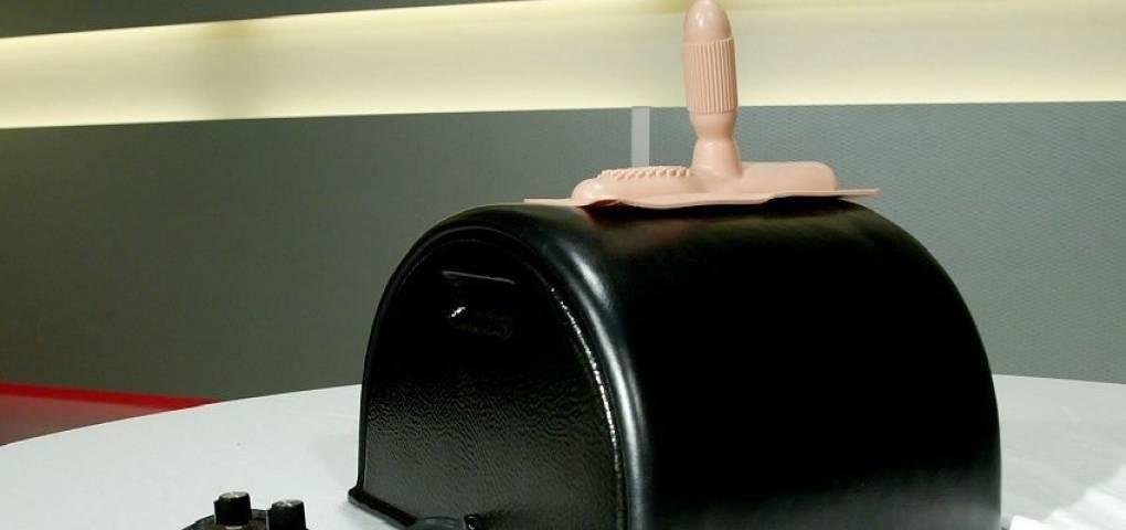 Sybian Sex Machine Review With Medium Attachment
