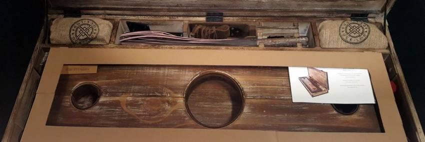 Høy kvalitet BDSM pillory sett fra Lodbrock