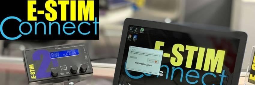 E-Stim Connect от системи за електронно стимулиране