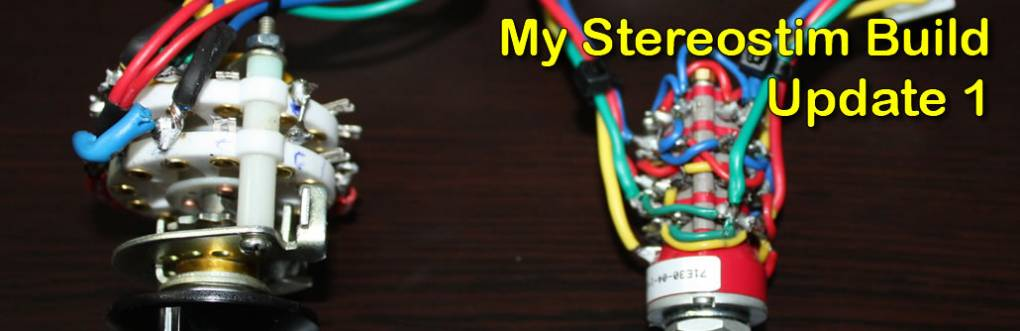 My Stereostim Estim Control Box Build Part 1