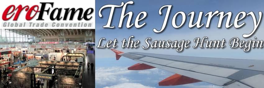 Erofame 2018: la feria comercial de juguetes sexuales más grande de The Journey To Europe & # 039;