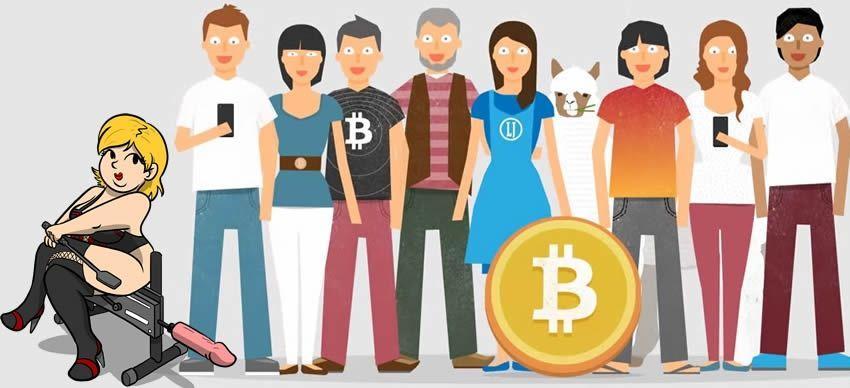 Jeg & # xNUMX; har blitt med i Bitcoin Revolutionen