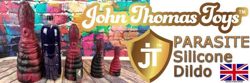 Der PARASIT Dildo von John Thomas Toys