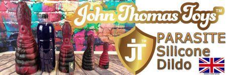 John Thomas Oyuncaklarından PARAZİT Dildo
