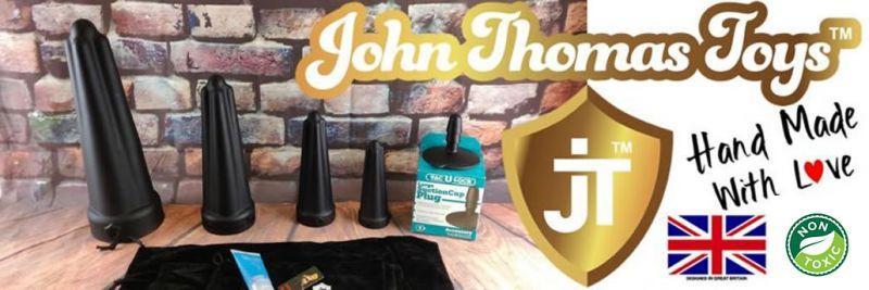 Джон Томас играчки за преглед на силиконови анализи