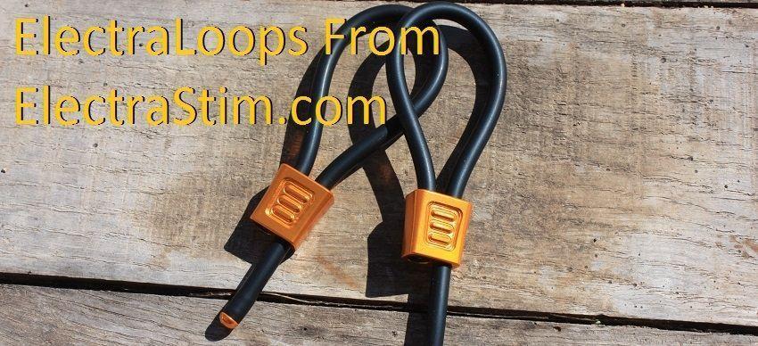 Wysłano mi zestaw ElectraLoops od facetów z ElectraStim.com