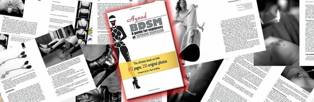 Book Review - BDSM A Guide To The Explorers Of Extreme Eroticism
